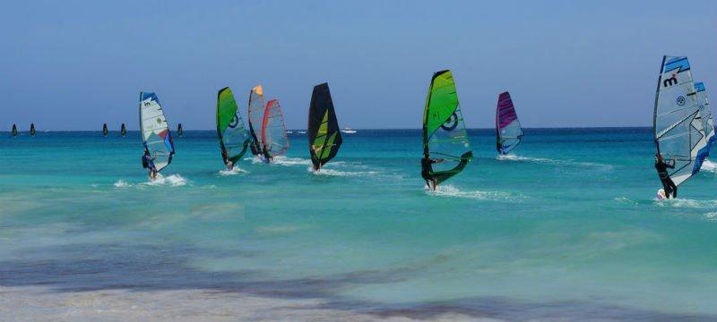 windsurfing sal