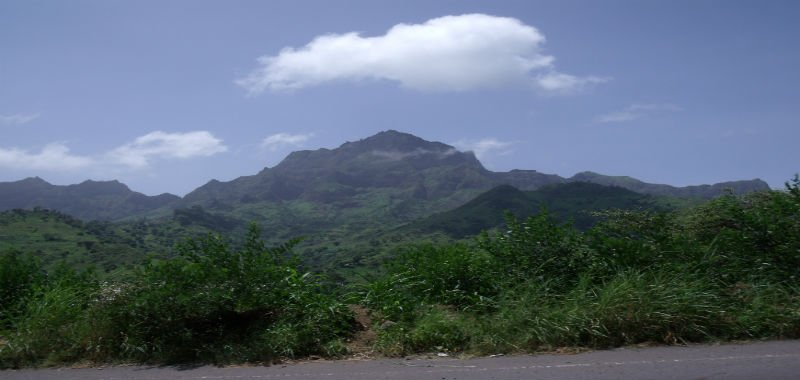 assomada mountain ride travel report carmen
