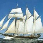 sailing ship cape verde